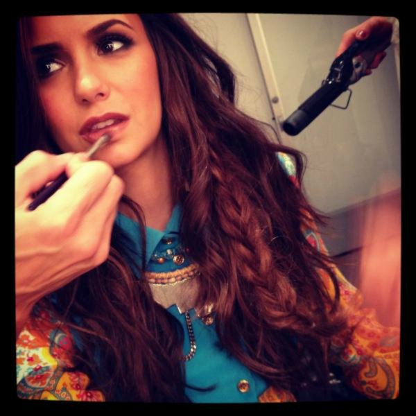 • Nina a posté deux nouvelles photos sur Twitter.