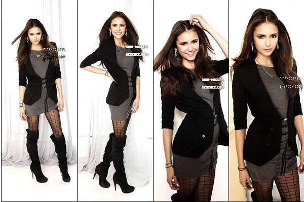 • Découvrez de nouveaux outtakes du photoshoot de Jason O'Dell pour le magasine TV Guide en 2011.
