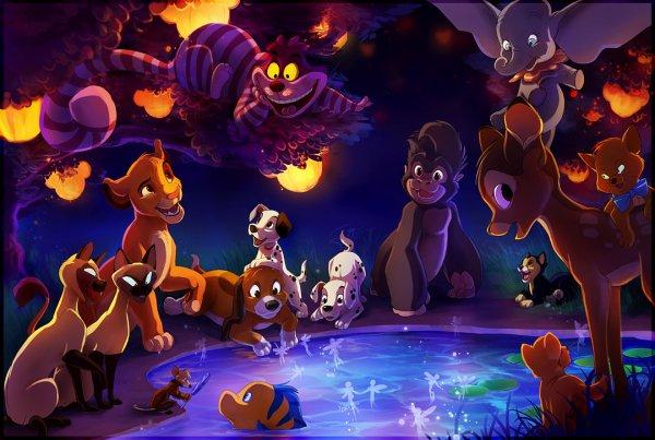 Mon Fond D Ecran X Le Club Disney