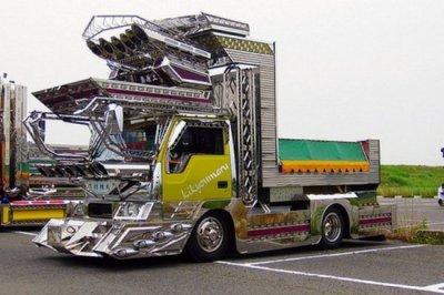 camion du futur inferlolo57. Black Bedroom Furniture Sets. Home Design Ideas