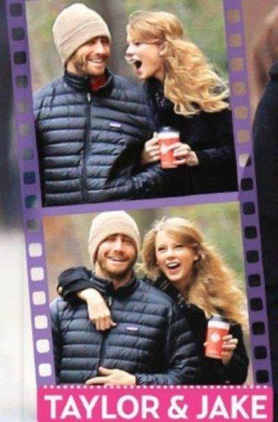 Taylor Swift et Jake Gyllenhaal : la photo qui prouve leur amour !