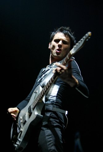 re matthew bellamy