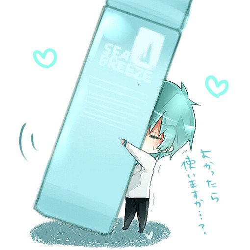 Kuroko no Basuke *Q* cute
