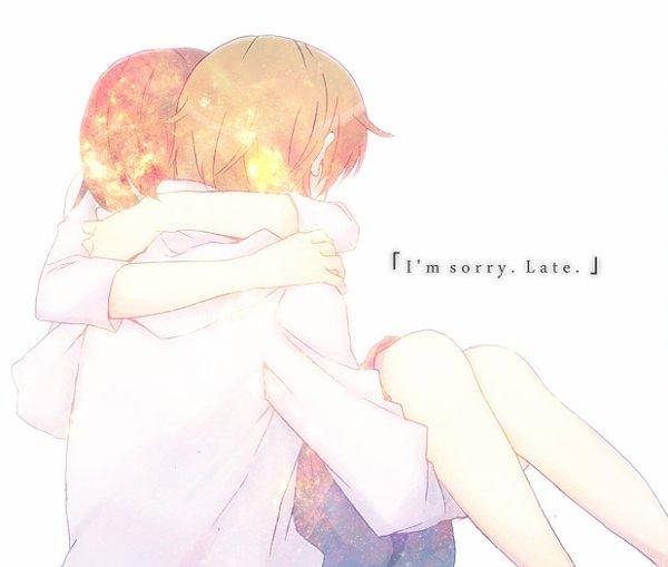 ~ Sorry