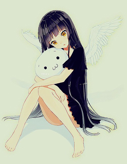 ~ cute angel