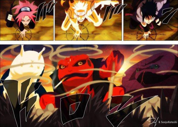 ~ Les 3 Junior ninja légendaire xD
