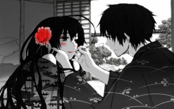 """~ C'est beau l'amour dans les manga """"J'ai bien dit uniquement dans les manga u_u """""""