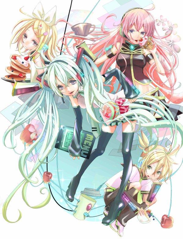 ~ Vocaloid *o*