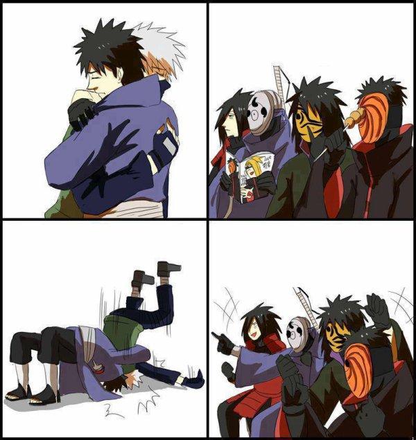 """~ Naruto Shippuden """"La paix ne sera pas pour tout de suite xD"""""""