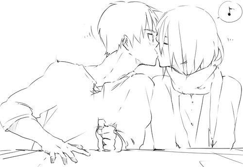 ~ Kiss surprise
