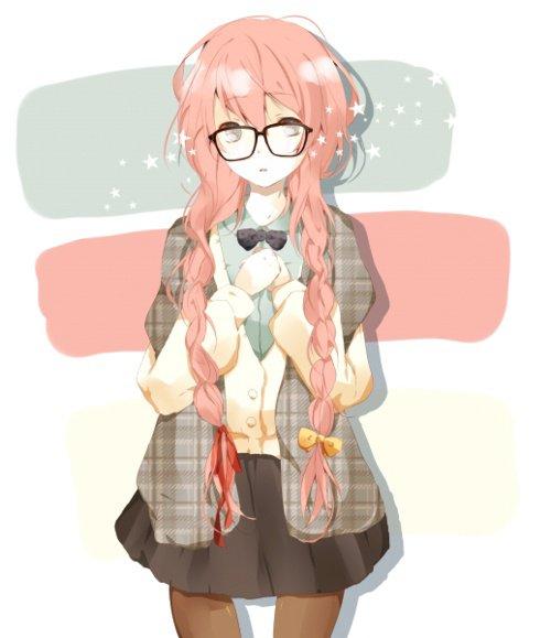 Pink Hair *.*