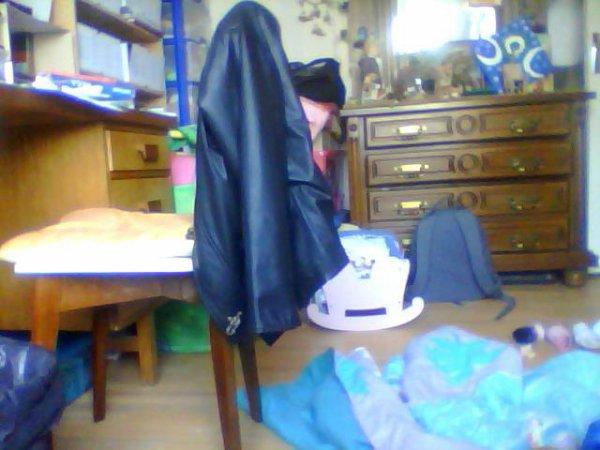 A quoi resemble ma chambre