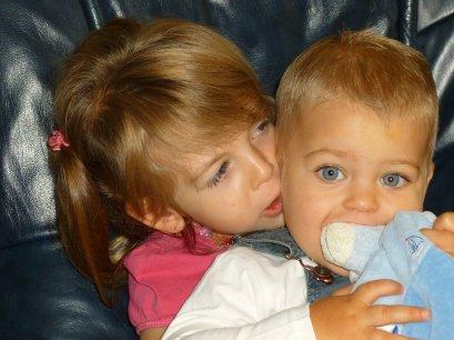 PETITE POSE TENDRESSE POUR MES 2 PETITS ENFANTS  mamy as fais 25    photos ce jour là de cette
