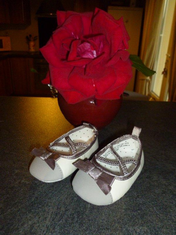 pour les petits pieds '''qui vont naître en AOÜT ''