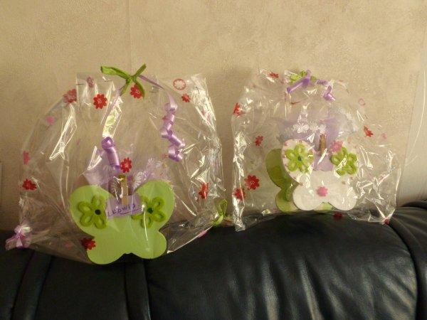 REMPLIES DE BONNES PETITES    FRIANDIDES       ''  bonbons bien sur    ''                                                                                                                   pour tous les enfants qui son sont  venue au 30ans de ma fille