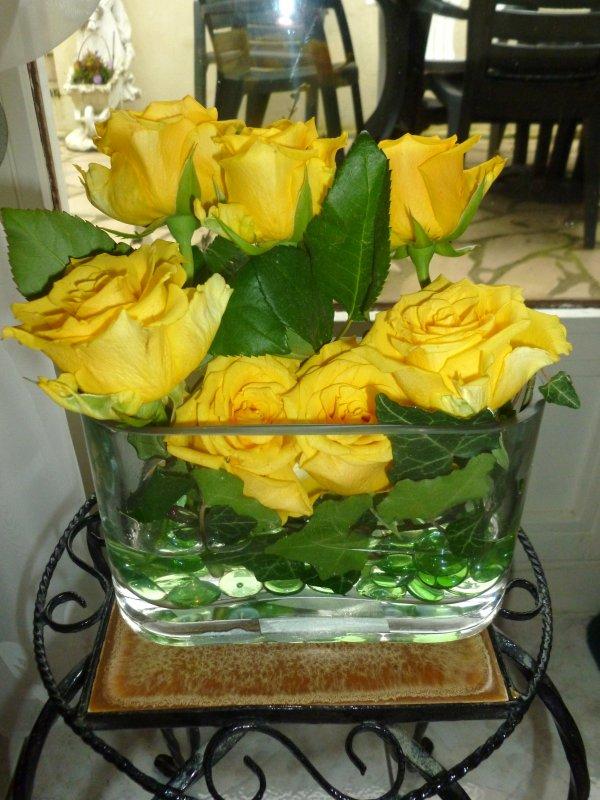 mes jolies roses