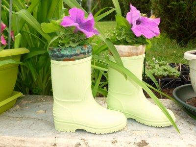 un temps a mettre des bottes !car pluie et pluie encore