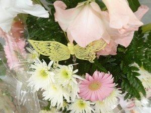 TRES BON WEEKEND !!!!AVEC  LA  plante un hortensia OFFERT A MA FILLE