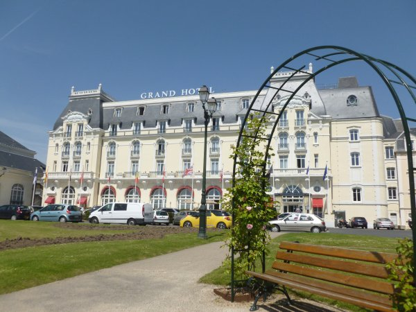 A CABOURG !