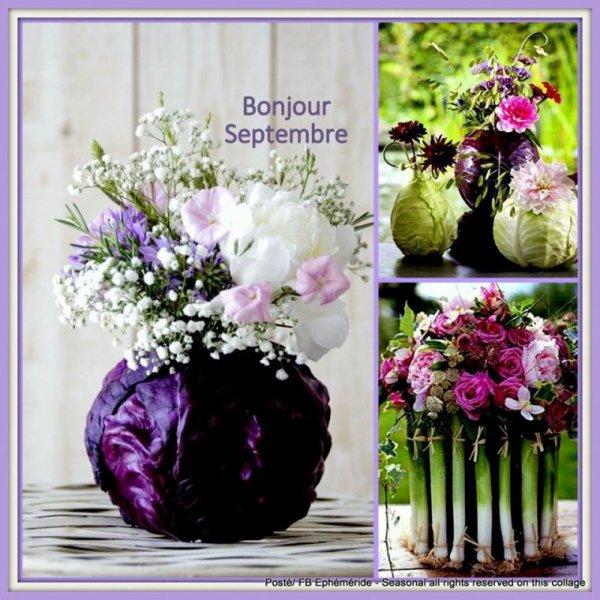 Pour toutes les créatrices de compositions florales et les autres