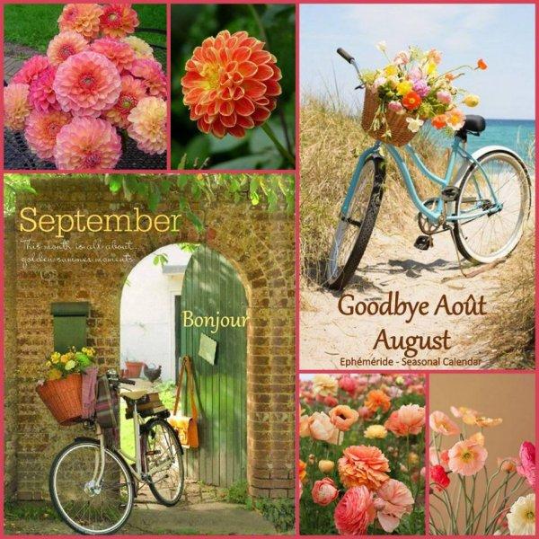 Et OUi ....Septembre Es arrive