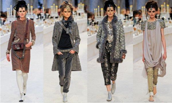 la mode...