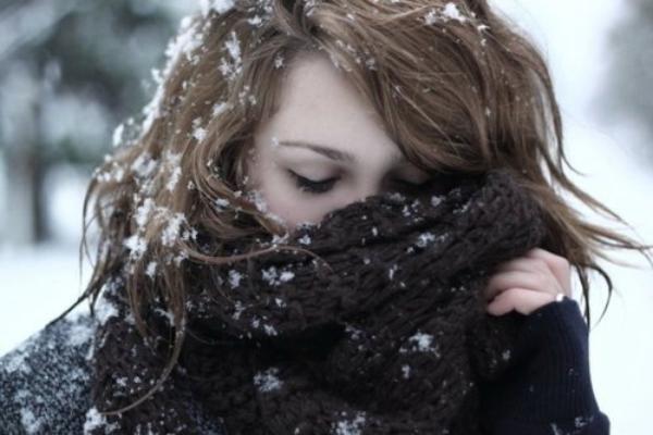 Le seul moment où je n'ai pas froid c'est quand je pense à toi...(Merci a celle qui ma envoyer cette citation :) )
