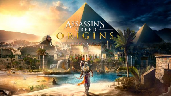 Assassin's creed origins J-3 !!!!