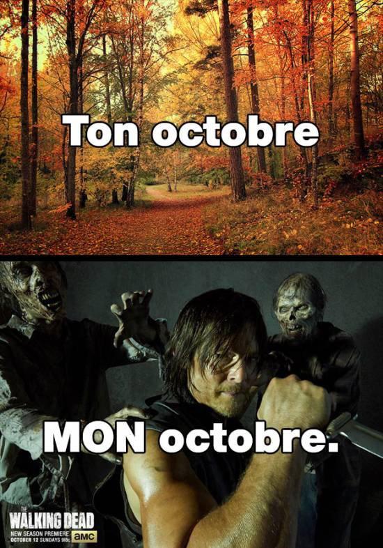 qui a le meme octobre que moi ?! :D
