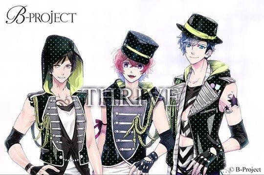 Ah nyaa~ B-Project ♥♥