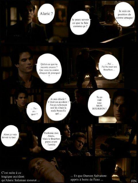 Vampire diaries ,J'en peux plus de cette image 😂😂