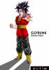 GOTRUNK fusion Chiyo (Dragon ball Ultim)