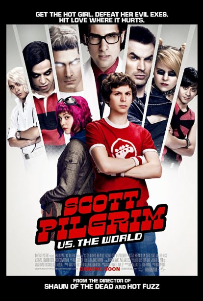 SCOTT PILGRIM VS. LE MONDE