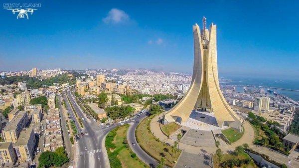 Statue Algérie