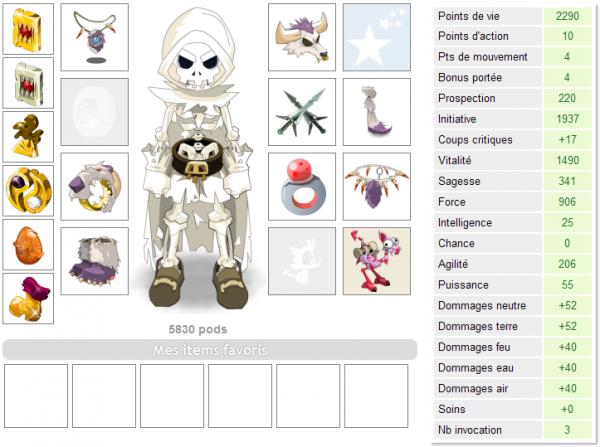 :: Yx-atomium : Le démon colossal ! ::