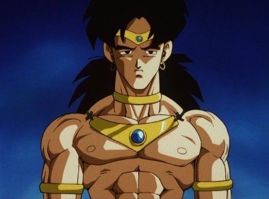 \|/ Broly  \|/ Sur Dragon-Ball-Officiel \|/