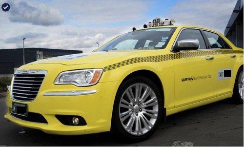 Silver Service Taxi Melbourne Airport