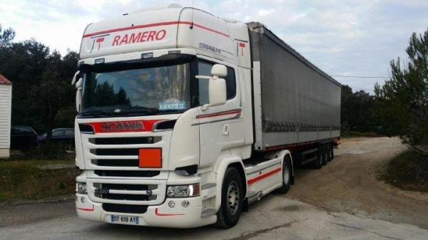 Transport Ramero. R520.