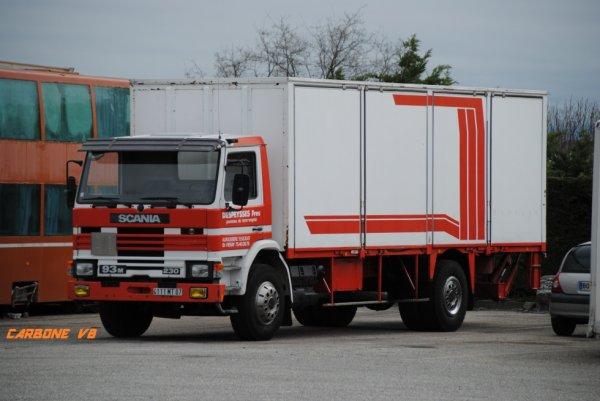 Maison Despeysses. Scania S3-93.