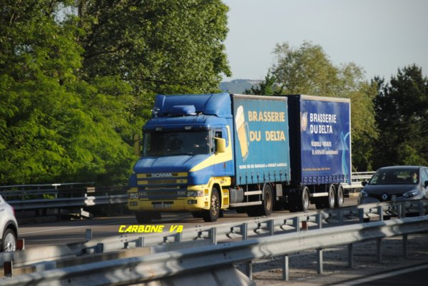 Scania 144-530. Delta Boisson A7.