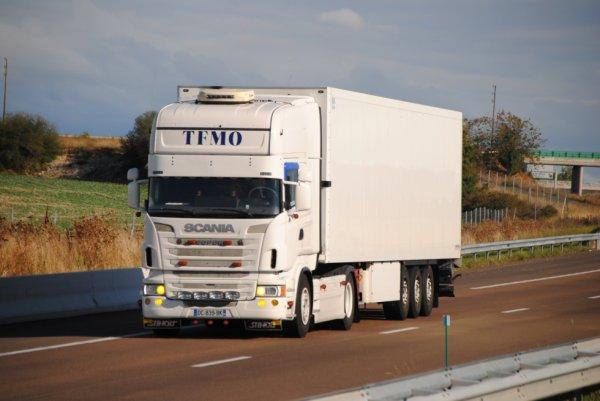 Transport TFMO.