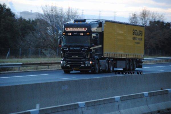 Transport Siggaard DK.