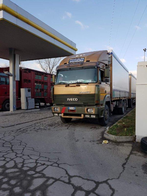 Un bon Turbostar toujours en activité en Italie. Photo Olivier.