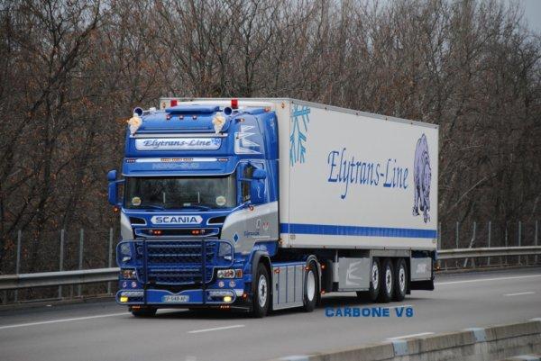 Transport Elie Bourdiau.