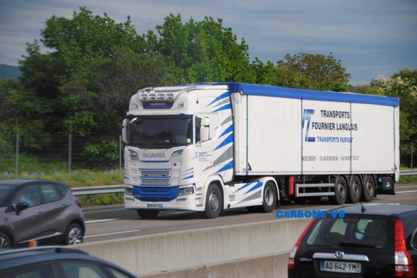 Transports Fournier Langlais.