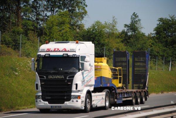 Transport SDA.