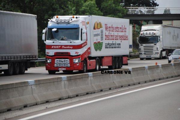 Transport Kurt Trucking.