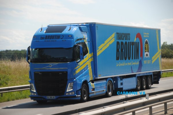 Transport  Broutin.