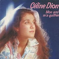 1983 - SINGLE - MON AMI M'A QUITTEE