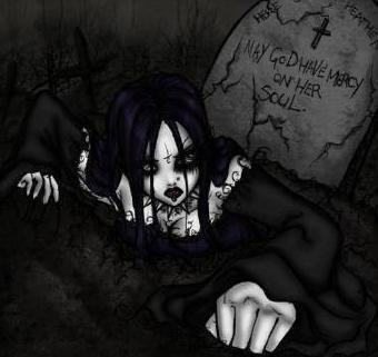 Dessin gothique blog de x mariise ceriise x - Dessin gothique ...